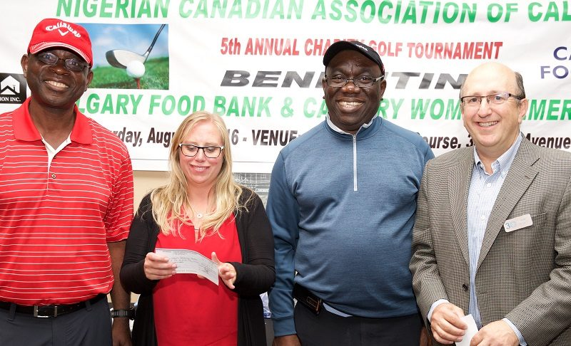NCAC Charity Golf Tournament